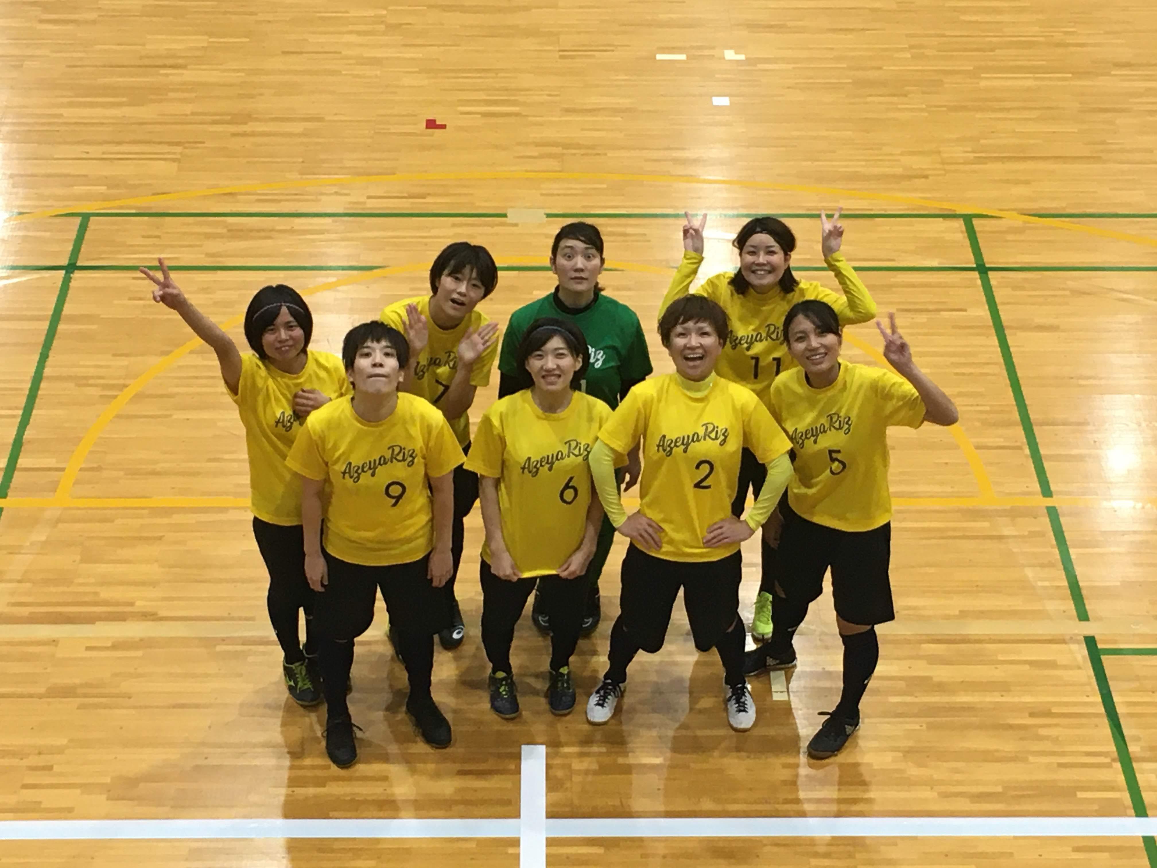 女子四国リーグ第6戦結果